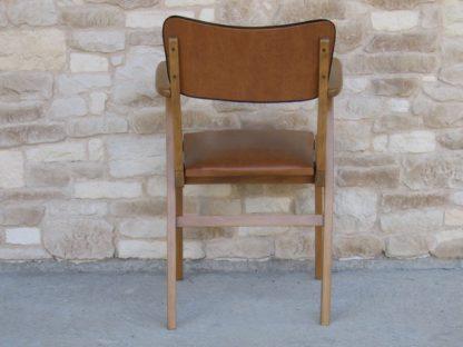 fauteuil bureau skaï