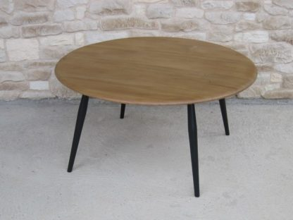 table basse scandinave pieds compas