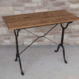table bistrot console atelier