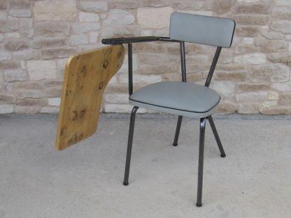 chaise conférence skaï 60's