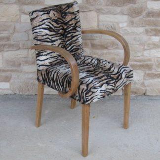 fauteuil bridge relooke tigre