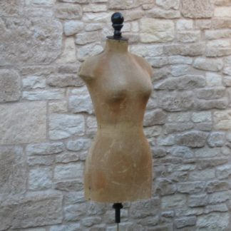 mannequin couture ancien