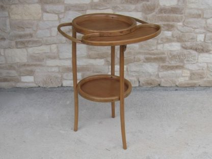 thonet table toilette ancienne