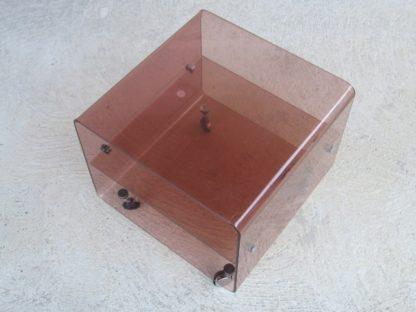 table plexiglas roche bobois